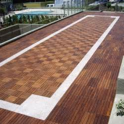 outdoor wood deck tile hardwood flooring chicago by home infatuation