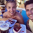 Gemma Atkinson goes 'naked' in loved-up snap with ...