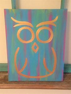 Pictures: Easy Canvas Painting Ideas For Beginners ...