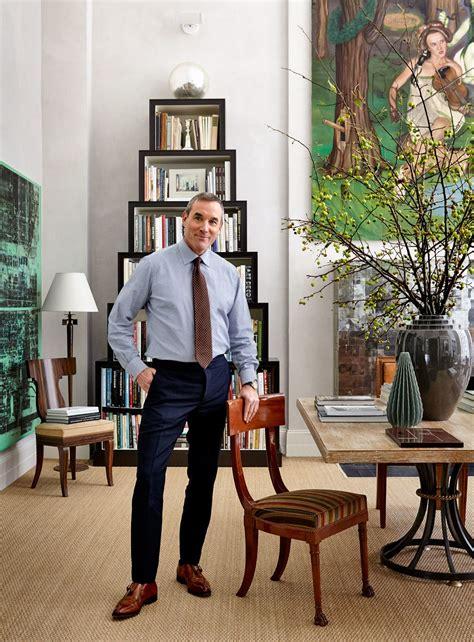 Inside Designer Brian J Mccarthys New York Office