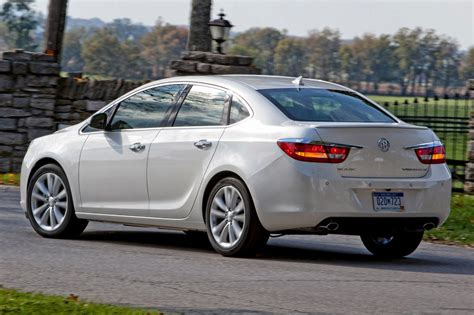 2018 Buick Verano Turbo Review Top 10 Photo Video And