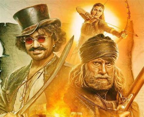 This Week Collection Of Thugs Of Hindostan.