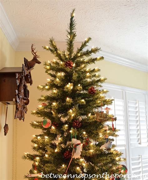 christmas tree without lights how to repair or fix a blown fuse on your tree