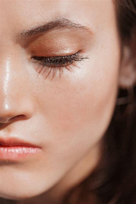 perfect summer makeup    gloss