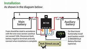 Hbc Dual Battery Monitor