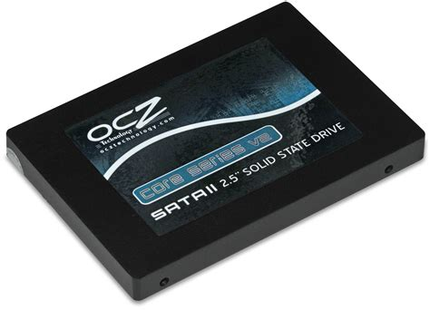 solid slate ocz core series v2 sata ii solid state drives