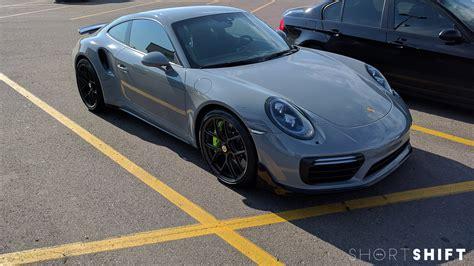 Spotted 991 Porsche 911 Turbo S