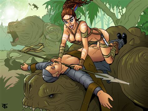 star wars sex cartoon