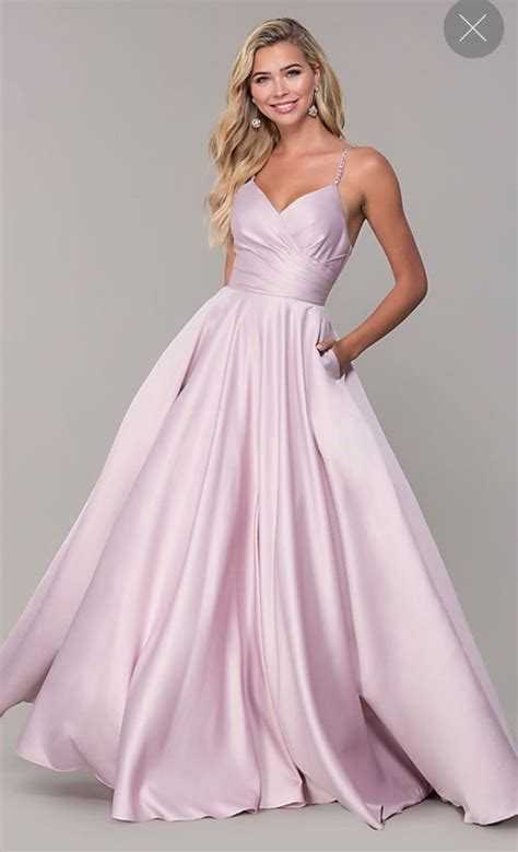 Promgirl.com | Prom dresses long pink, Dusty pink prom ...