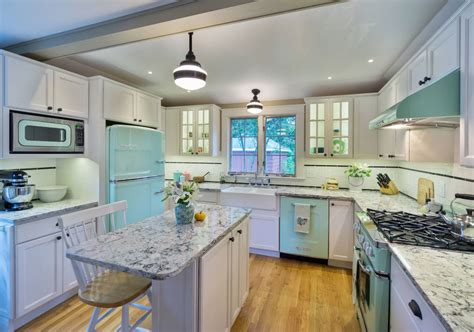kitchen appliances colors  exciting trends home