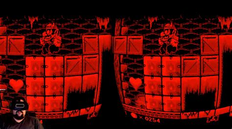 Virtual Boy Vr Emulator Takes The Pain Out Of Playing