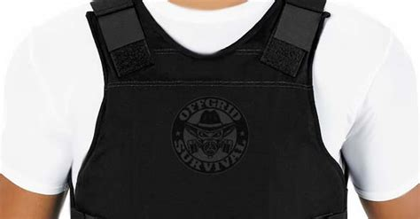 Should Bullet Proof Vests Be Banned? Congress Attempts To