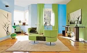 Kleine Räume Farblich Gestalten : wandgestaltung ton und farbe wohnen deko ~ Markanthonyermac.com Haus und Dekorationen