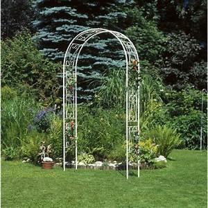 Arche De Jardin En Fer Forgé : arche de jardin en fer forg alice arches de jardin en ~ Premium-room.com Idées de Décoration