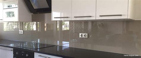 crédences de cuisine en verre laqué sur mesures crédence en verre laqué pour votre cuisine verre laque com
