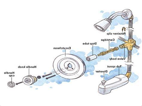 Moen Bathroom Shower Faucet Repair Good Quality Design