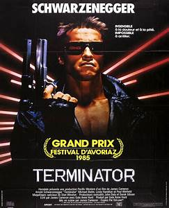 Image Gallery terminator poster