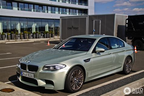 M5 Colors by Amazonite Silver Metallic Bmw M5 F10