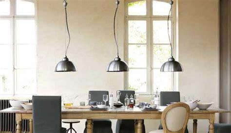 meuble cuisine alinea esprit industriel dans la maison avec un luminaire à petit