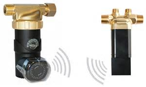ecocirc wireless instant hot water system xylem applied