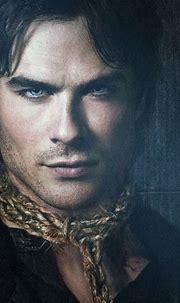 The Vampire Diaries - Ian Somerhalder Wallpaper for 1024x1024