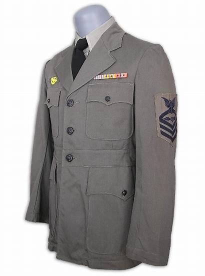 Uniform Gray Working Navy Chief Officer Petty