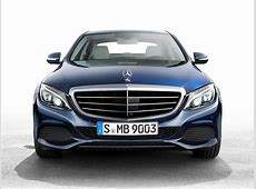 2015 MercedesBenz CClass W205 Officially Unveiled