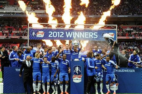 FA Cup Final: Liverpool 1 Chelsea 2 - Daily Record