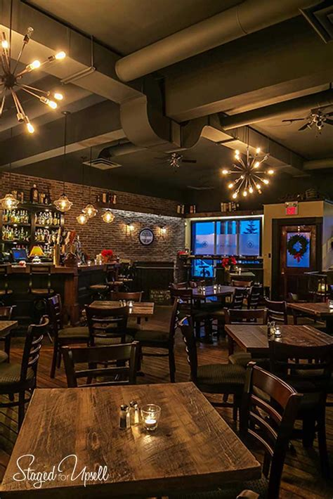 jamiesons irish pub renovation staged  upsell