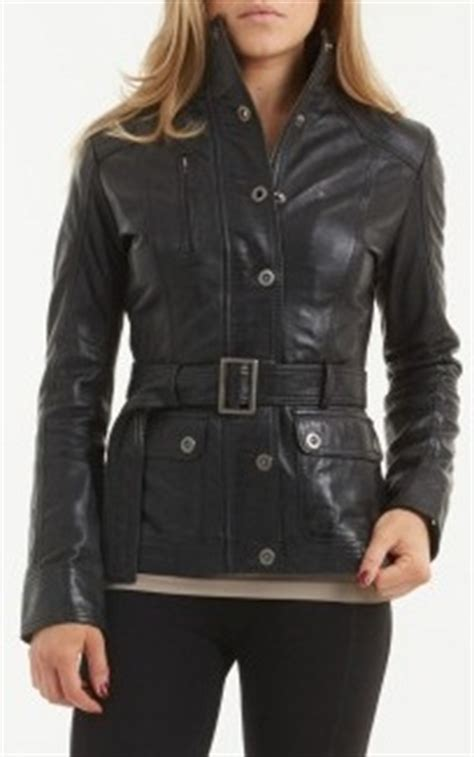 women black belted leather jacket women biker leather jacket real leather jacket  storenvy