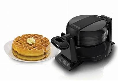 Waffle Maker Double Decker Flip Cooking Bd