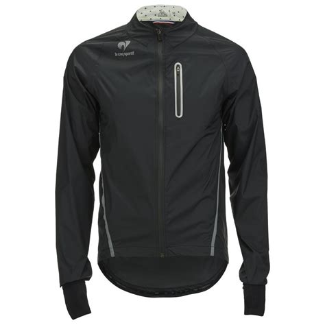 cycling wind jacket le coq sportif mens cycling performance montech wind