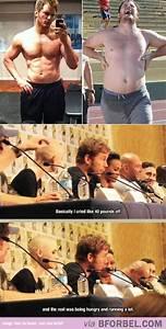 Chris Pratt explains how he transformed for Guardians of ...