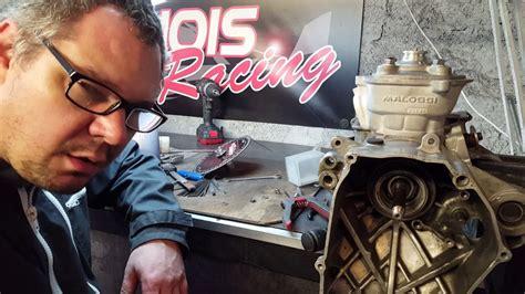 Vlog Mhr Team Cross Derbi Au Banc D'essai Carburateur