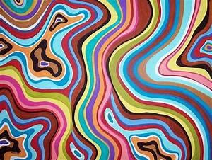 7, Swirl, Paintings