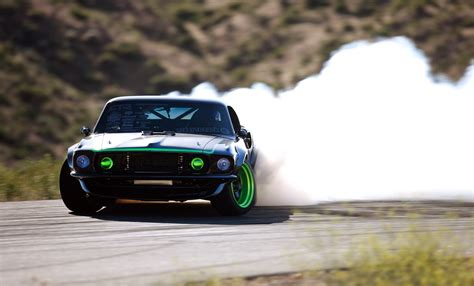 Mustang Full Hd Wallpaper And Background Image