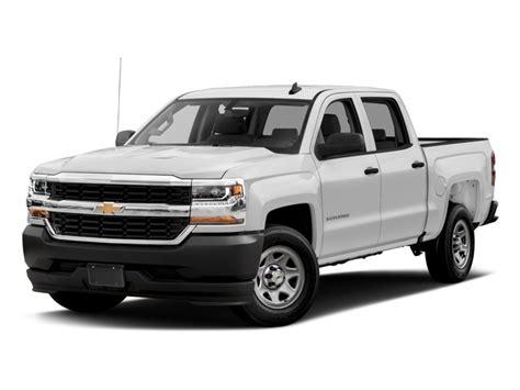 New 2016 Chevrolet Silverado 1500 Prices