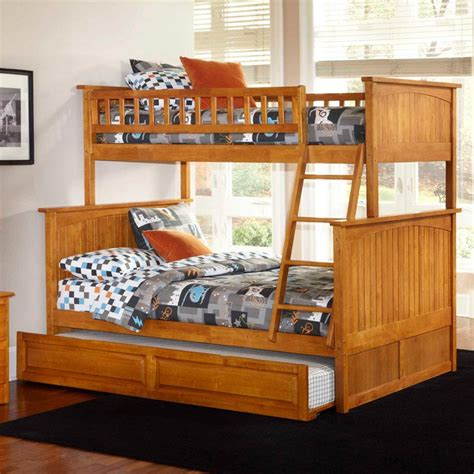 Office Supplies Nantucket by Nantucket Cottage Style Bunk Bed And Trundle