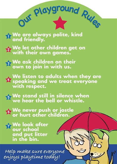 playground rules for preschoolers our playground playground basics 131