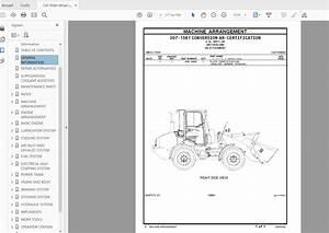 Cat 908h Wheel Loader Mxf1