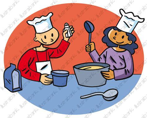 apprendre à cuisiner apprendre à cuisiner illustration libre de droit sur