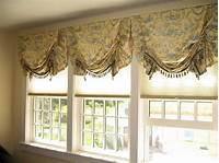 window valance ideas Door & Windows : Custom Window Valance Ideas Curtain ...
