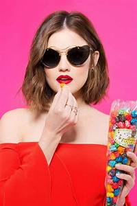 Lucy Hale: Cosmopolitan Photoshoot 2016 -02 - GotCeleb