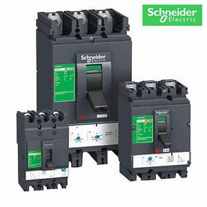 Schneider Electric Moulded Case Circuit Breakers