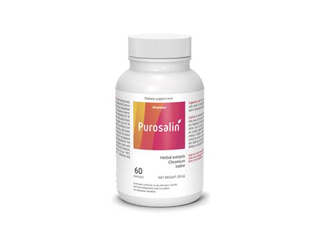 Purosalin - Sadedzini taukus vēl ātrāk, lai atbrīvotos no ...