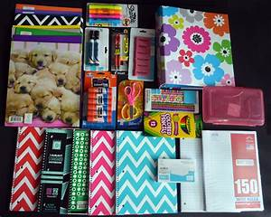 The gallery for --> High School Supplies For Freshman