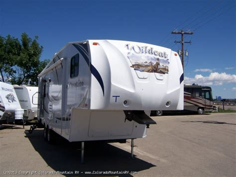 2012 FOREST RIVER WILDCAT 271 RLX Review   Colorado