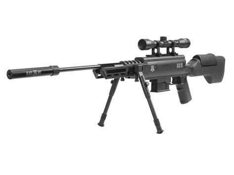 Black Ops Tactical Sniper Gas-piston Air Rifle. Air Rifles