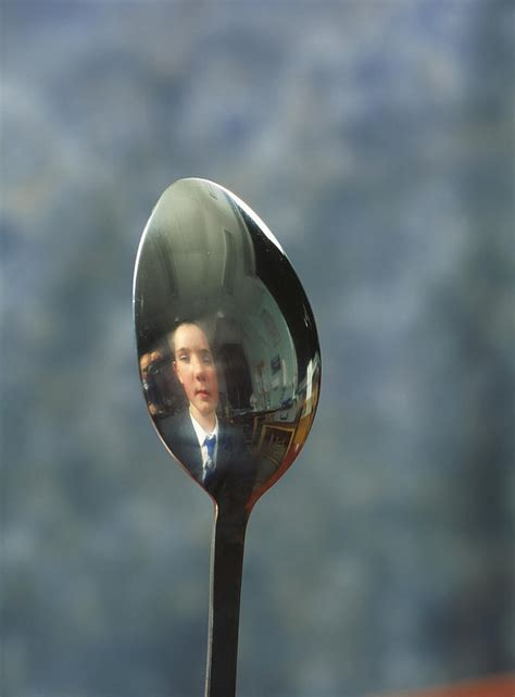 reflection   spoon photograph  andrew lambert photography