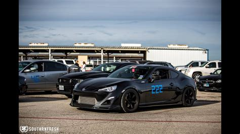 hp turbo scion fr  track day faster  tj hunts
